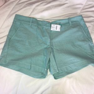 JCrew Chino Shorts- New With Tags
